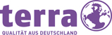 TERRA-Logo-links-mit-Unterzeile-Lila-p
